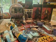 Star Wars Lot (Figures, Pez, Hot Wheels, Black Series)