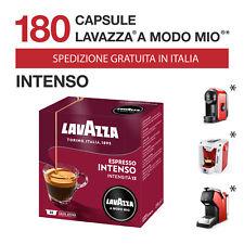 180 CIALDE CAPSULE LAVAZZA A MODO MIO INTENSO EX INTENSAMENTE ORIGINALI