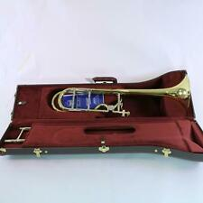 Bach Model 42BOF Stradivarius Professional 'Centennial' Tenor Trombone SN 218201