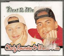 MAXI CD SINGLE 4 TITRES--CHARLY LOWNOISE & MENTAL THEO--NEXT 2 ME--1997