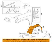 TOYOTA OEM 07-13 Tundra Fender-Bracket Right 538770C010
