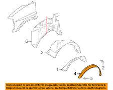 GM OEM Fender-Extension Bracket Right 15162951