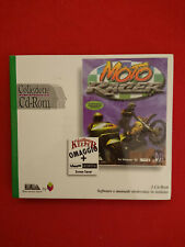 PC COMPUTER MOTO RACER Collezione CD-Rom ITALIANO + SCREEN SAVER DUNGEON KEEPER