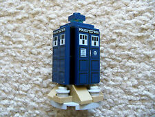 LEGO Doctor Who - Original - The Tardis - New (pieces removed from set)