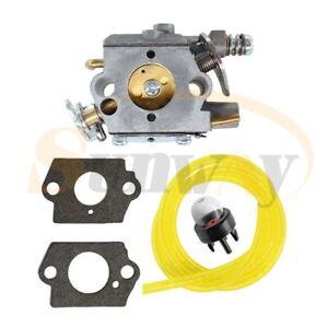 Carburetor For Ryobi RY3714 RY3716 Chainsaw 309376002 Carburettor Primer Bulb