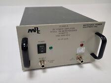 Microwave Power Equipment Inc Class A Rf Power Amplifier Mdlpa 43 13 17002000