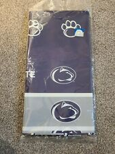 """Penn State Plastc Tablecover 54"""" x 108"""" New in Package"""