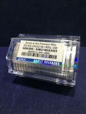20pc 2014-(S) $1 Silver American Eagle Struck at San Fran Gem Unc ER NGC Roll
