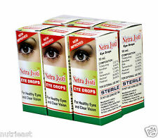 Netra Jyoti Eye Drops 10 ML (Set of 6)
