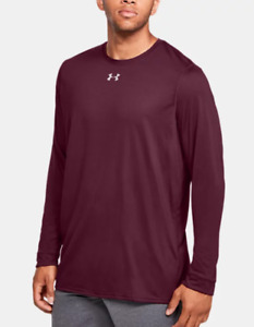 Under Armour Men's UA Locker Long Sleeve Shirt Size Medium- New with tags