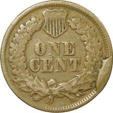 1862 Indian Cent  *Reverse Cud*