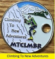Pathtag #37752 - Climbing to new Adventure - by MTCLMBR