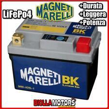 MM-ION-1 BATTERIA LITIO 12V 10AH YTX5L-BS MBK Booster 100 1996- MAGNETI MARELLI