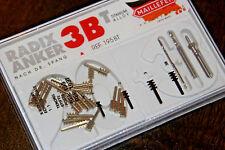MAILLEFER Original 20 RADIX Anker 3B T Titan +1 Schlüssel +3 NEU Firmenauflösung