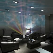 DreamWave LED Night Light Projector by Gideon with Built-In Stereo Speakers