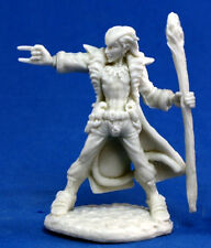 1 x DAMIEN HELLBORN MAGE- BONES REAPER figurine miniature d&d wizard 77149