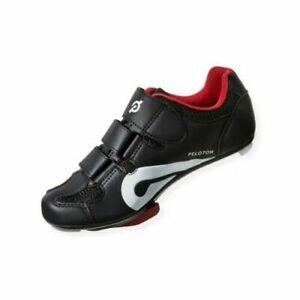 Peloton Bike Cycling Shoes Women's Sz 37 EUR / 6 US - W/ Cleats