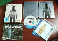 PS4 Uncharted The Nathan Drake Collection SPECIAL EDITION Playstation 4 Used
