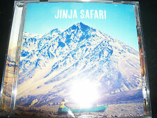 Jinja Safari Self Titled CD - Like New
