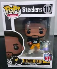 FUNKO POP NFL Steelers Jerome Bettis 117