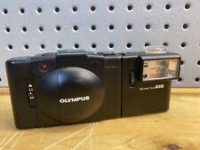 Olympus XA2 w/ A16 Flash 35mm Film Camera From Japan a104