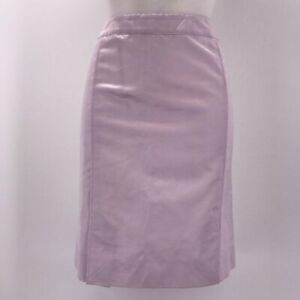 TSE Purple Pencil Skirt 8