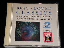 Best Loved Classics - Volume 2 - 1988 German CD Album - 73 Minutes - Various
