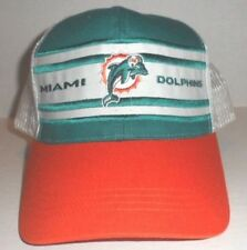 Miami Dolphins Snapback Hat Official NFL Team Apparel Free Shipping