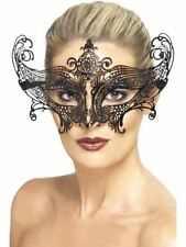 Halloween Metal Costume Masks