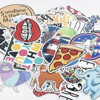 40 Random Vinyl Decal Graffiti Stickers Car Bomb Laptop Waterproof Skate Laptop