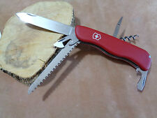 VICTORINOX COLTELLO KNIFE SWISS ARMY RUCKSACK RED 12 FUNCTIONS 208863