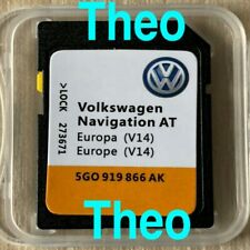 ✅ Volkswagen Discover Media navigatie VW sd AT kaart updates 2020-2021