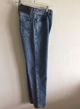 HARLEY DAVIDSON Women's Jeans Classic Boot Cut Blue Jeans Size 8