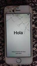Apple iPhone 5s - 32GB - Silver A1457 (GSM) - FOR PARTS