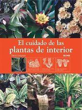 El cuidado de las plantas de interior (Spanish Edition)-ExLibrary