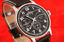 Airforce ИЛ-2 Vintage Russian USSR Soviet military style OLD stock watch IL-2