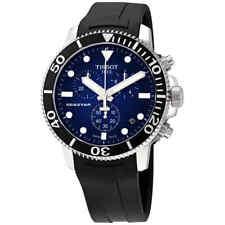 Tissot Seastar 1000 Chronograph Blue Dial Men's Watch T120.417.17.041.00