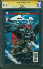 Batman 1 Detective Comics Futures End CGC SS 9.8 3-D Cover Joker Movie