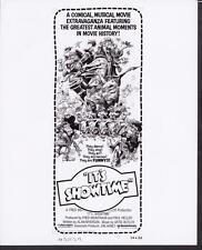 Rin Tin Tin Flipper Trigger Daisy It's Showtime 1976 original movie photo 29318