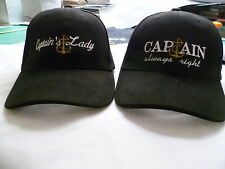 Captains Cap r Boot Motorboot Segelboot Boat Yacht Yachting marine