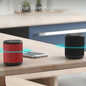 Hot Portable 15W Mini Wireless Bluetooth Speaker Waterproof with Voice Assistant