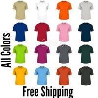 Badger Sport Adult 4120 T-Shirt B-Core Dri Fit Various Colors XS-5XL