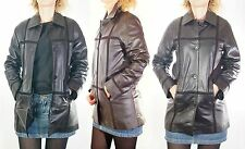 Leather Outdoor Coats & Jackets for Women