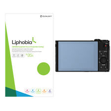 Liphobia Sony DSC-HX80 camera screen protector 2pc Hi Clear anti finger print