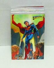 DC Superman: The Legend [2013] Complete (62) Card BASE Set FREE SHIPPING FREE