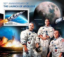 Maldives 2018  Apollo 8 space  S201808