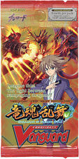 Cardfight! Vanguard Onslaught of Dragon Souls Booster Pack Sealed Fast Shipping!
