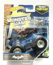 Hot Wheels Monster Jam Edge Glow Batman SALE!