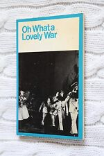 Oh What a Lovely War by Theatre Workshop (Paperback, 1969)Like new, free postage