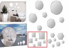 Quadratische moderne Deko-Spiegel für den Flur/die Diele